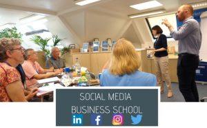 Social Media Business School